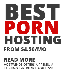 best porn host Most are fine with porn, but check their terms.