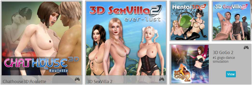 Top Adult Sex Games